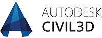 Civil 3D logo